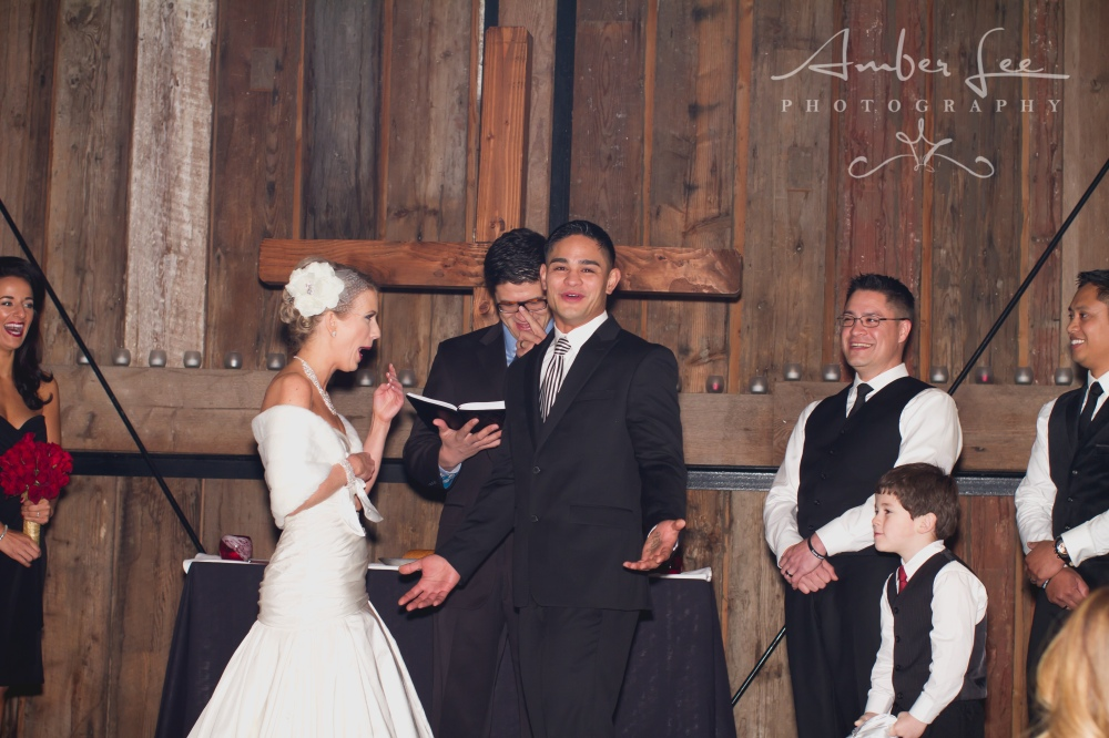 Barrans Wedding